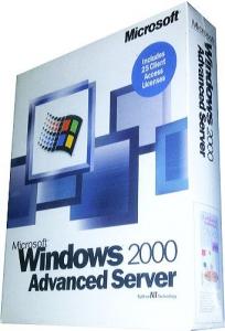 Microsoft Windows 2000 Advanced Server Build 2195 [En]