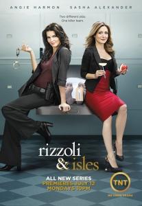 Риццоли и Айлс / Rizzoli & Isles (6 сезон: 1-18 серии из 18)   NewStudio