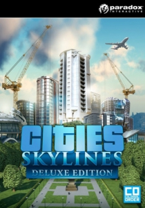 Cities: Skylines - Deluxe Edition [Ru/Multi] (v 1.12.0-f5 + DLCs) Repack xatab [Deluxe Edition]
