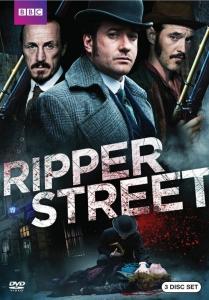 Улица потрошителя / Ripper Street (4 сезон 1-4 серии из 8)   NewStudio