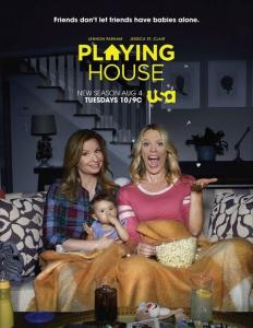 Игра в дом / Playing House (1 сезон: 1-10 серия из 10) | ViruseProject