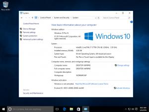 Microsoft Windows 10 Professional N 10.0.10586 Version 1511 (Updated Feb 2016) - Оригинальные образы VLSC [En]