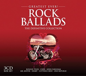 VA - Greatest Ever! Rock Ballads The Definitive Collection (3CD)