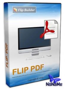 FlipBuilder Flip PDF 4.3.22 RePack (& Portable) by TryRooM [Multi/Ru]