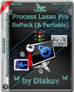 Process Lasso Pro 8.9.7.6 Final RePack (& Portable) by D!akov [Multi/Ru]