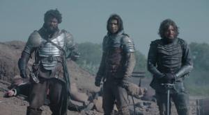 Мушкетеры / The Musketeers (3 сезон: 1-10 серия из 10) | LostFilm