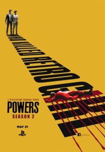 Сверхспособности (2 сезон: 1-10 серия из 10) | BaibaKo