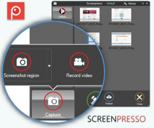 ScreenPresso Pro 1.7.10.0 + Portable [Multi/Ru]