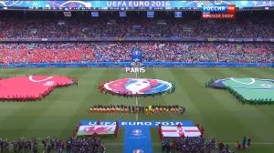 Футбол. Чемпионат Европы 2016 (1/8 финала) Уэльс - Северная Ирландия | 50 fps