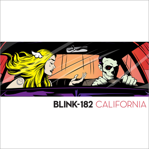 Blink-182 - California