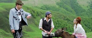 Убежать, догнать, влюбиться / Лучшая девушка Кавказа