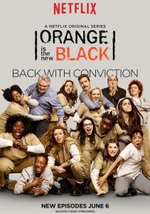 Оранжевый — новый черный / Оранжевый - хит сезона (4 сезон: 1-13 серии из 13) | Jaskier