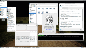 Sabayon 16.06 (KDE, XFCE, GNOME, SpinBase, Minimal, MATE, LXQt и server) [amd64] 8xDVD
