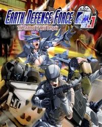 EARTH DEFENSE FORCE 4.1 The Shadow of New Despair   Лицензия