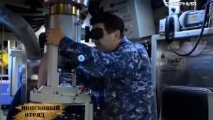 """Поисковый отряд. Ракетный комплекс железнодорожного базирования """"Скальпель"""""""