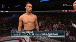 Смешанные единоборства - UFC Fight Night 89: MacDonald vs. Thompson