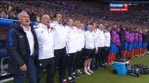 Футбол. Чемпионат Европы 2016 (1/4 финала) Франция - Исландия | 50 fps