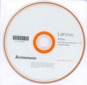 Драйверы и утилиты Lenovo B570e for Windows 7 (x86/x64) 1.0 [Ru/En]