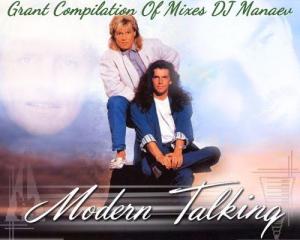Modern Talking - Great Compilation Of Mixes DJ Manaev