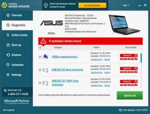 Auslogics Driver Updater 1.9.0.0 [Multi]