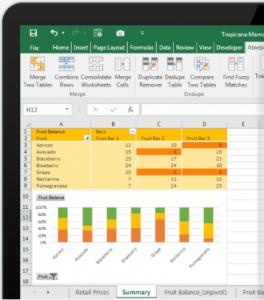 AbleBits Ultimate Suite for Excel 2016.2.313.1175 [En]