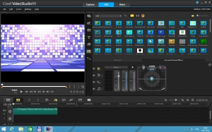 Corel VideoStudio Ultimate X9 19.5.0.35 + StandardContent + Bonus [Multi]