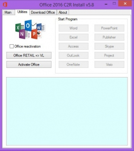 Microsoft Office 2013-2016 C2R Install 5.8 Full   Lite by Ratiborus [Multi/Ru]
