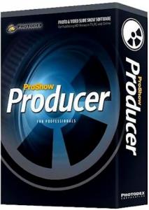 Photodex ProShow Producer 8.0.3645 [Ru/En]