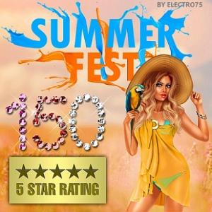 VA - 150 Summer Fest Stars