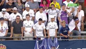Футбол. Международный кубок чемпионов 2016 (28.07.2016) Реал Мадрид - ПСЖ