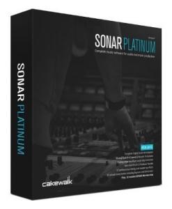 Cakewalk SONAR Platinum 22.7.0 Build 41 (2016.07) [Ru/En]