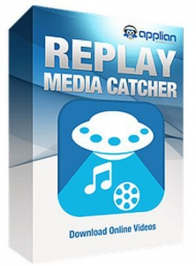Replay Media Catcher 6.0.1.37 [En]