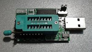 CH341A - USB Programmer 1.30 [Ru/En]