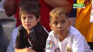 Футбол. Международный кубок чемпионов. Бавария - Реал Мадрид