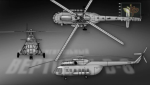 Вертолет Ми-8. Великолепная «восьмерка» (1-2 серии из 2)