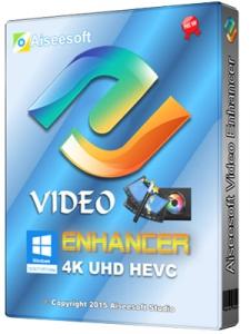 Aiseesoft Video Enhancer 1.0.28 RePack (& Portable) by TryRooM [Multi/Ru]