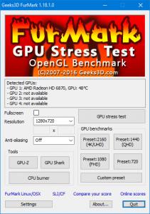 FurMark 1.28.0.0 [En]