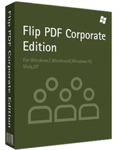 Flip PDF Corporate Edition 2.4.9.29 RePack (& Portable) by TryRooM [Multi/Ru]