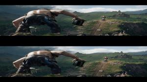 Большой и добрый великан | 3D | HOU