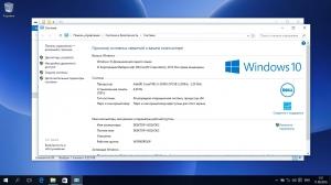 Recovery USB-Flash for Dell Inspiron 3558 / Windows 10 Home (х64) [Ru]