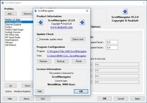 ScrollNavigator 5.3.0 RePack by KpoJIuK [En]