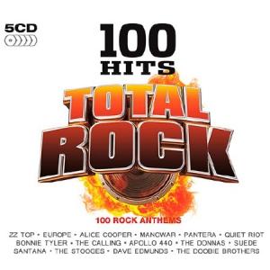VA - 100 Hits Total Rock [5CD]