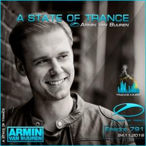 Armin van Buuren - A State of Trance 791