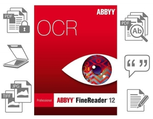 ABBYY FineReader 12.0.101.496 Professional RePack (& Portable) by TryRoom [Multi/Ru]