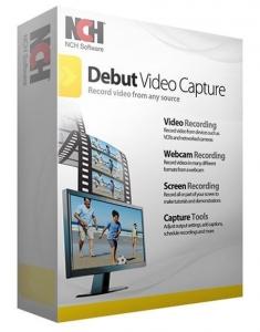 Debut Video Capture Pro 3.07 Portable by punsh [Ru]