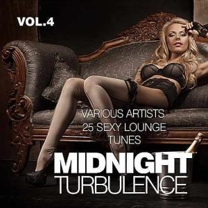 VA - Midnight Turbulence: 25 Sexy Lounge Tunes Vol.4