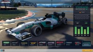 (Linux) Motorsport Manager