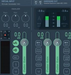 VB-Audio VoiceMeeter Banana 2.0.3.1 [En]