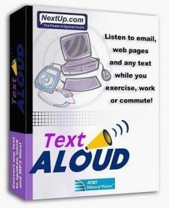 NextUp TextAloud 3.0.102 Portable by Maverick [Ru]