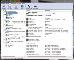 HWiNFO/32/64 5.40-3030 Final + Portable [En]